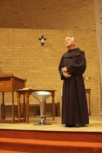 Fr Justin Belitz  OFM parish renewal