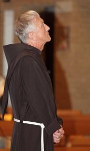 Friar Justin Belitz OFM