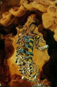 Salvador Dali The Madonna